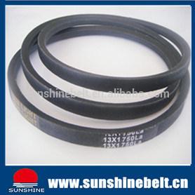 Elastic Belt Rubber V Belt for Auto Parts pictures & photos