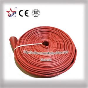 50mm 10 Bar Black Duraline PVC Layflat Hose pictures & photos