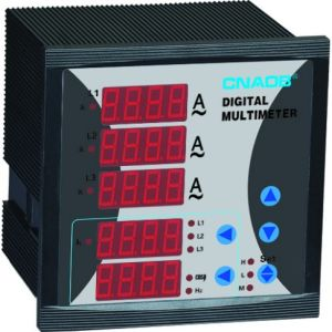 Voltage Current Frequency Power Factor Meter pictures & photos
