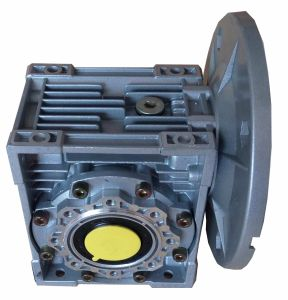DC Motor Worm Gearbox for Conveyors Speed Reducer Gear Box pictures & photos