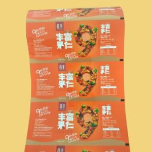 Gravure Print Plastic Laminated Packing Film to Make Sachets pictures & photos