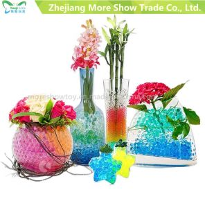 Hot Sale Glitter Crystal Soil Water Gel Beads Wedding Decoration pictures & photos