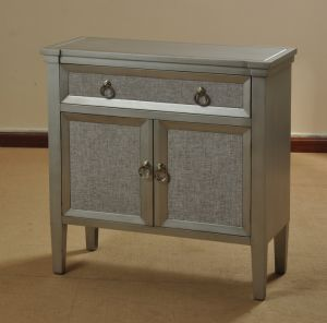Factory Direct Sale Home Mirrored Wooden Cabinet Furniture pictures & photos