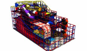 Hot Selling Safe Indoor Soft Playground for Kids pictures & photos