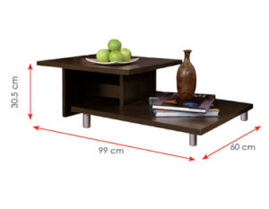 Modern Living Room Furniture Wooden Coffee Table (HX-DR174) pictures & photos
