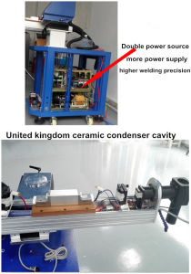 High Precision 300 Watt YAG Automatic Ad Laser Mold Welding Machine pictures & photos