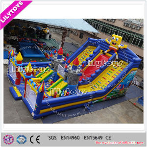 Newest Inflatable Funcity Prices/ Outdoor Inflatable Bouncy Jumping Castles Sale