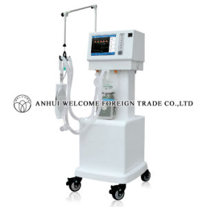Hospital ICU Medical Equipment Ventilator for Infant and Adult pictures & photos