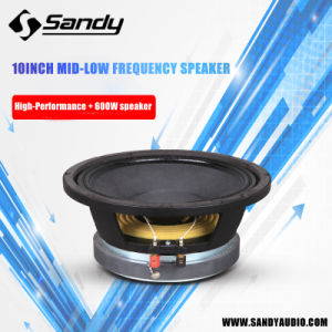 10′′ Low-Middle Speaker Woofer (10MD26) pictures & photos