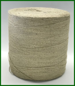 Natural White Jute Carpet Yarn pictures & photos