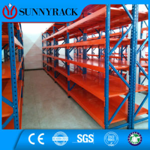 Medium Duty Shelving with Galvanized Steel Panel pictures & photos
