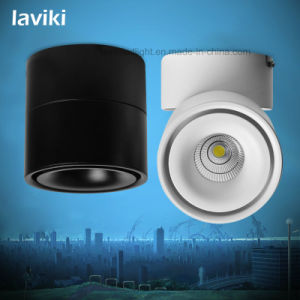 5W/7W/10W/12W Surface Mounted LED COB Downlight Spot Light for Shops, Home Lighting