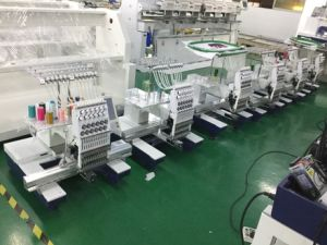 Industrial Embroidery Sewing Machine for Cap Wy1201CS pictures & photos