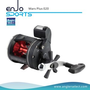 Mars Plus Plastic Body 2+1 Bearing Right Handle Sea Fishing Trolling Reel Fishing Tackle (Mars Plus 020) pictures & photos