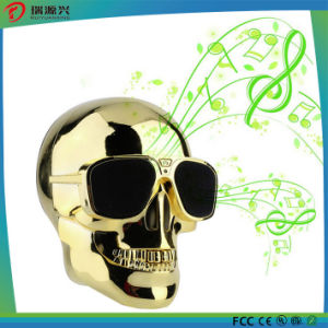 Cool Skull Wireless Bluetooth Speaker pictures & photos