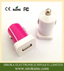 Universal Mobile Phone Single USB Car Charger pictures & photos
