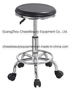 PU Seat Stool Chair Master Chair Furniture in Salon Shop pictures & photos
