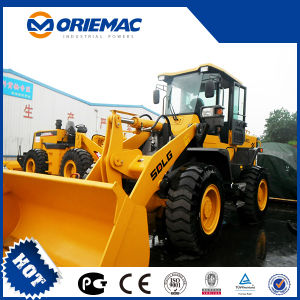 Sdlg Famous 5 Ton Wheel Loader with Competitive Price pictures & photos
