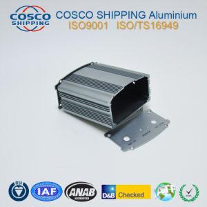 Aluminum Extrusion for Car Amplifier Enclosure pictures & photos
