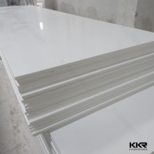 3cm Acrylic Solid Surface Slabs for Vanity Top pictures & photos