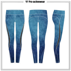 High Quality Antibacterial Yoga Legging pictures & photos