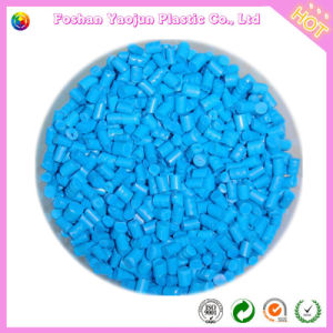 High Quality Sky Blue Masterbatch for Injection pictures & photos