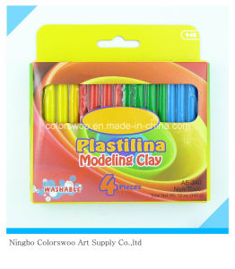 340g 4 Colors Play Dough Modeling Clay for DIY and Creative pictures & photos