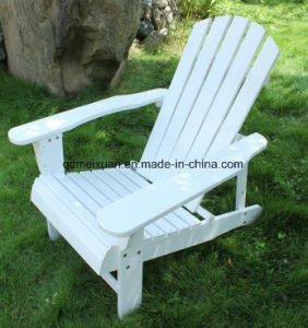 Beach Chair Folding Chairs White Solid Wooden Hotel Beach Leisure Outdoor Folding Beach Chair Chair in The Park (M-X3770) pictures & photos