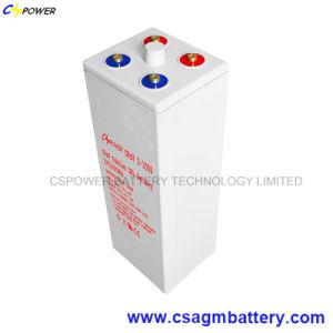 Cspower Tubular Plate Opzv Gel Solar Battery 2V 1000ah pictures & photos