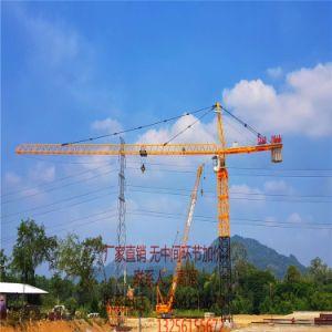 Qtz80 (TC5613-8T) Topkit Tower Crane 56m Jib 8t Load Fixed Type