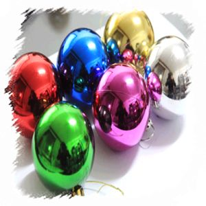Christmas Decoration Processing Top Coat (HL-999-1R) pictures & photos