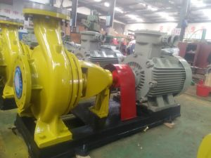 2016 End Suction Single-Stage Sea Water Chemical Pump pictures & photos