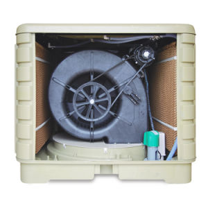 Centrifugal Fan Wall Mounted Energy-Saving Industrial Evaporative Air Cooler pictures & photos