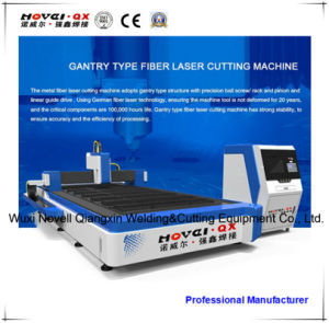 Automatic CNC Metal Sheet Fiber Laser Cutting Engraving Machine pictures & photos