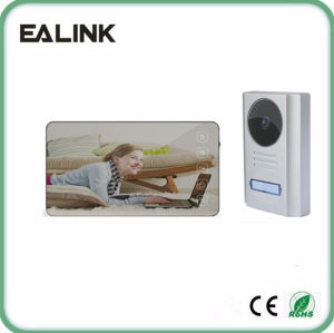 "7"" Video Intercom Home Security Door Phone (M2107ECT+D26AC)"