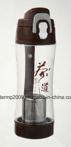 500ml Durable High quality Plastic Sport Water Bottle, Drink Bottle (HN-4001) pictures & photos
