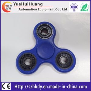 High Speed Finger Stress Release Plastic Hand Spinner Fidget Toy pictures & photos
