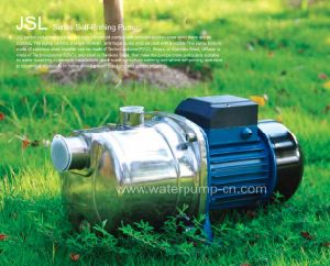 Plastic Material Jet-P Series Garden Water Pump Set pictures & photos