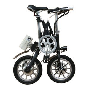 14 Inch Aluminium Alloy X-Shape Mini Pocket Bicycle pictures & photos