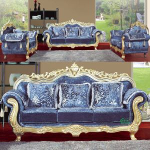 Wooden Sofa for Living Room Furniture and Home Furniture (D619D) pictures & photos