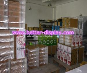Custom Acrylic Cigarette Display Shelf Btr-D3019 pictures & photos