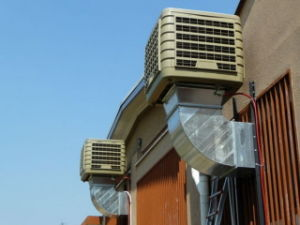 Jh Factory Manufacturer Energy-Saving Venting Industrial Air Cooler Price pictures & photos