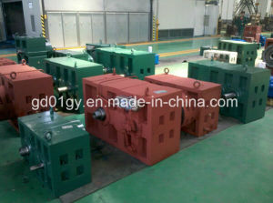Zlyj Series Horizonal Reduction Gearbox Special for Plastic and Rubber Machine pictures & photos