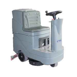 Dycon Brushless Motor Floor Scrubber with Battery pictures & photos