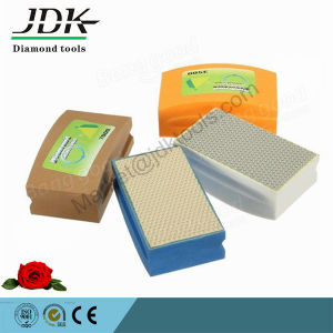 Diamond Hand Polishing Pads for Granite Marble Concrete Glass Edge pictures & photos