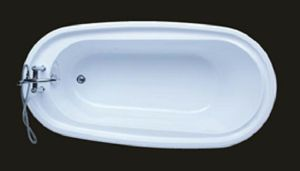 1650mm Ellipse Modern Hot Tub (AT-1108) pictures & photos