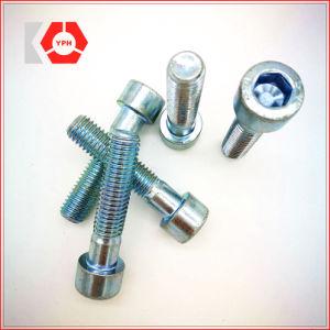 DIN912 Carbon Steel Hexagon Socket Head Cap Screw pictures & photos
