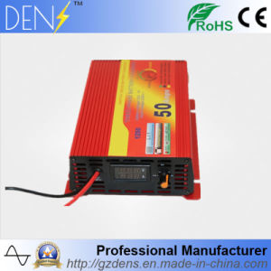 Automatic DC12V 50A Battery Charger with Three Stage Mode pictures & photos