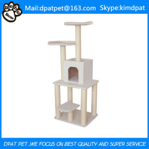 Eco-Friendly Feature and Pet Toys Type Selling Luxury Cat Tree pictures & photos