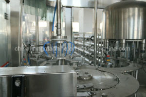 Automatic 3 in 1 Drink Water Filling Line with PLC Control pictures & photos